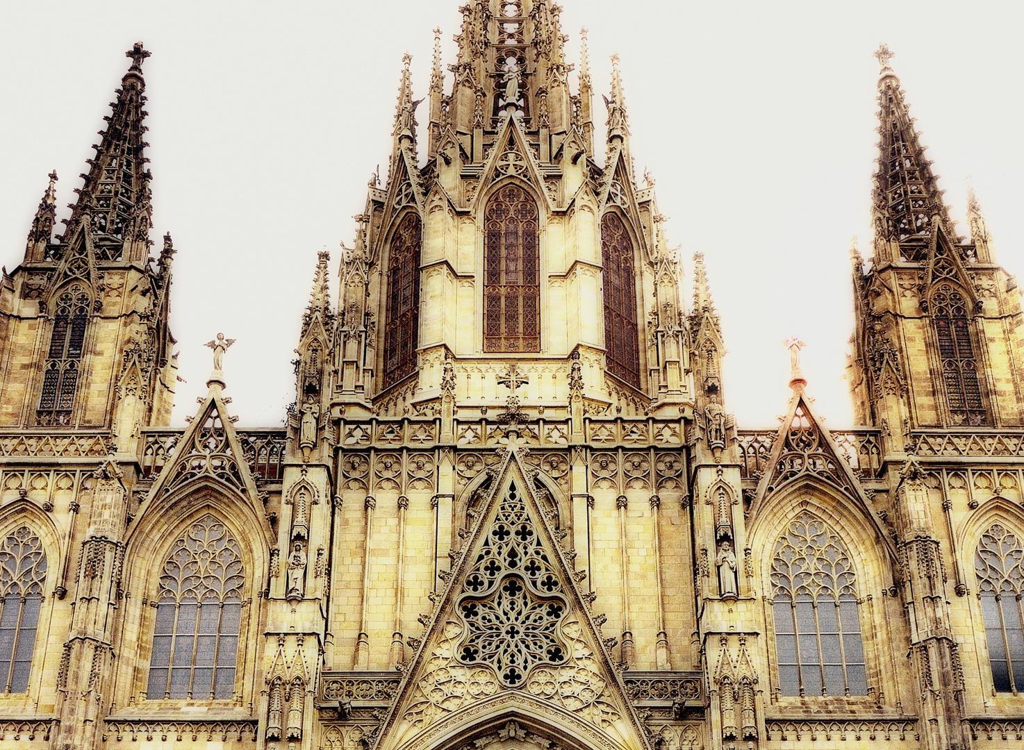 Kathetrale Santa Eulalia