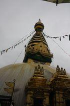 Kathmandu - Swayambhu-Stupa