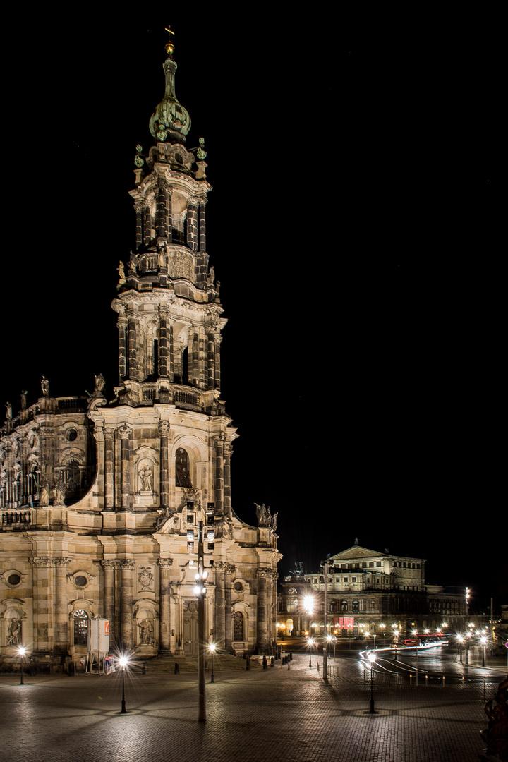 Katholische Hofkirche DD