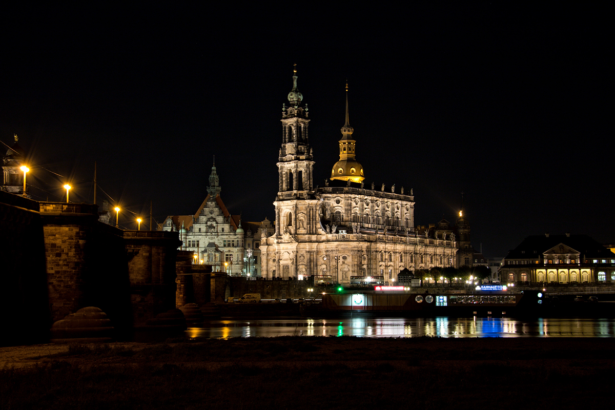 Katholische Hofkirche Dresden