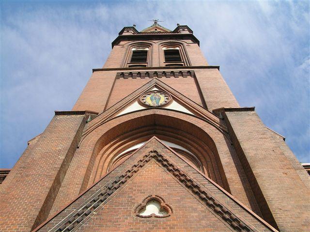 Katholische Kirche in Frankfurt (Oder)