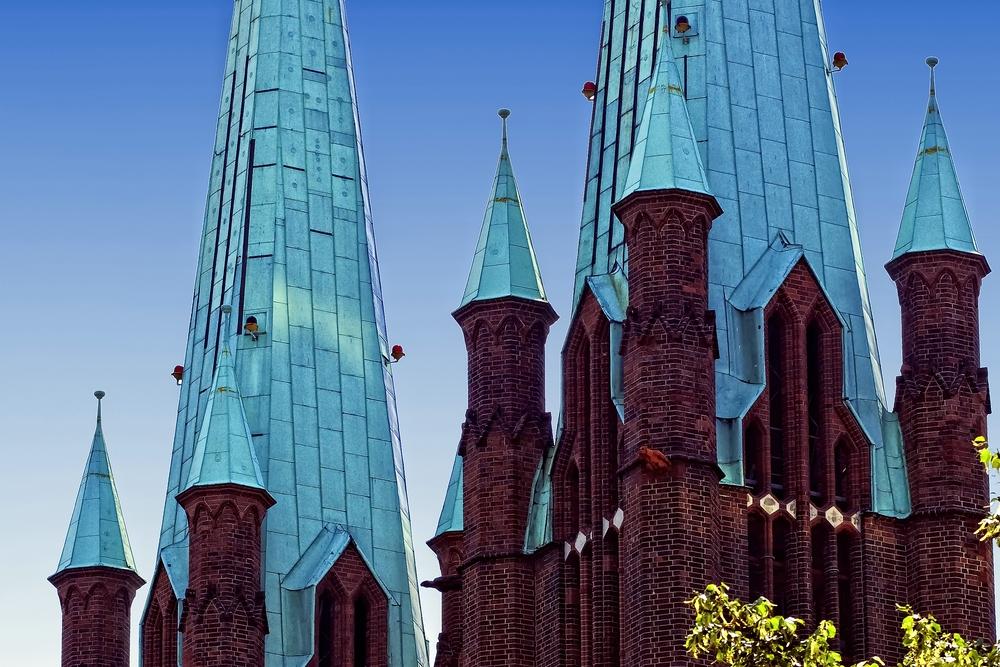 Katholische Kirche in Kreuzberg