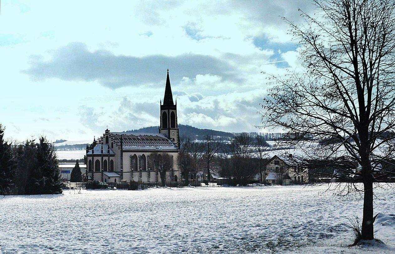 Katholische Kirche Leutersdorf