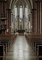 Katholische Stadtkirche St. Clemens - Solingen