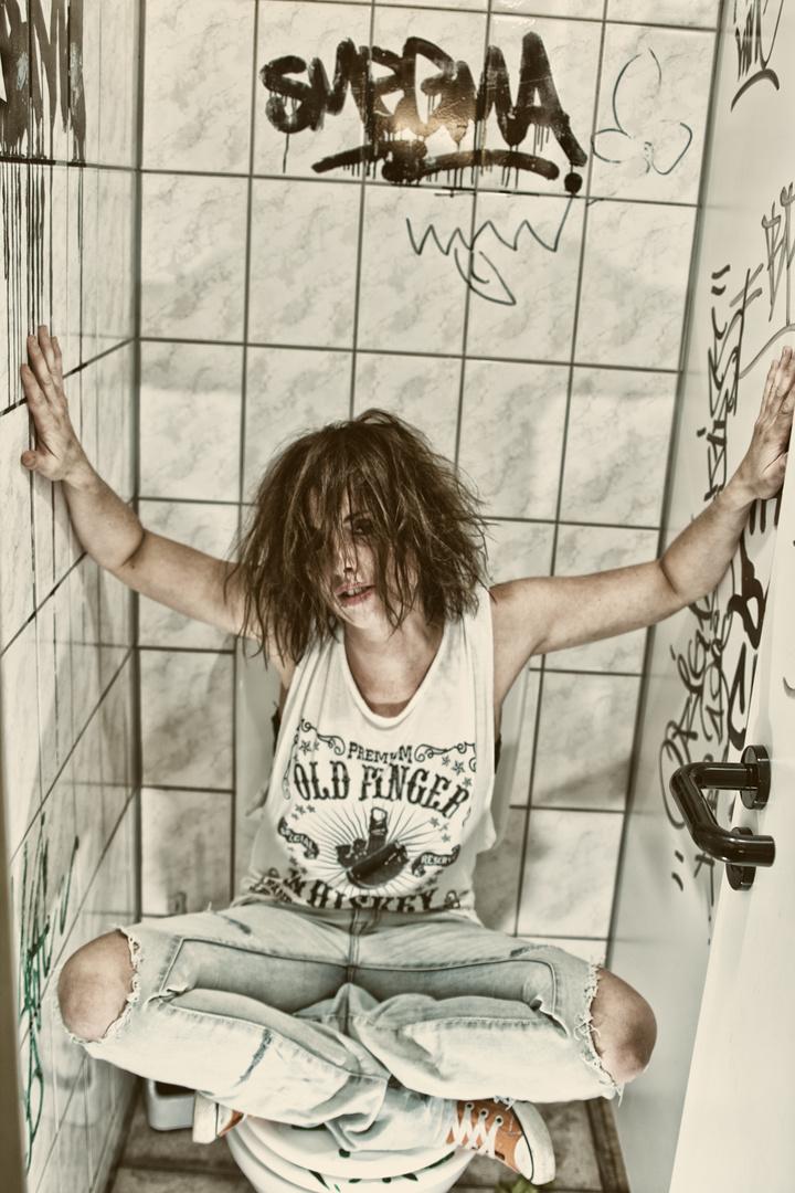 Kathrin Proberaum Toilette