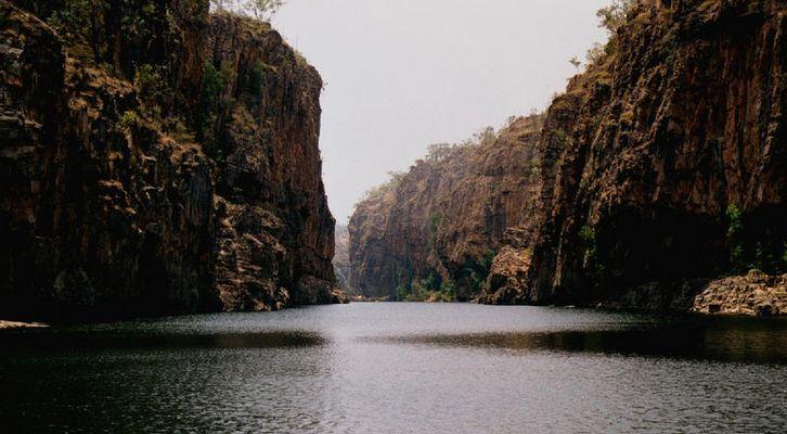 Kathrine River