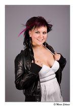 Kathy im Studio -3-