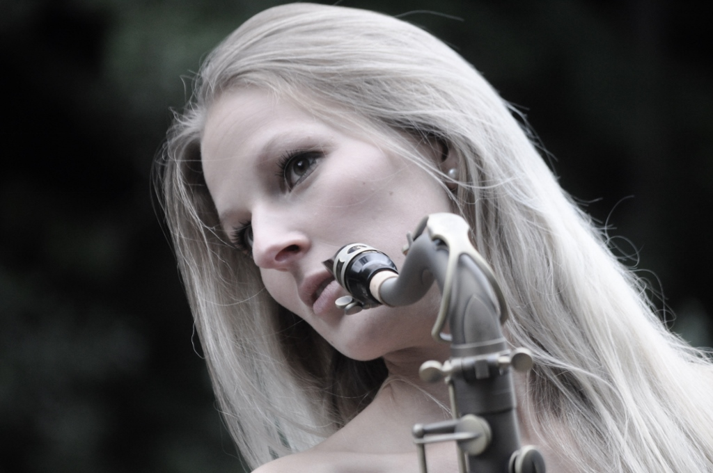 Kati und das Saxofon