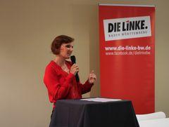 Katja Kipping spricht in Stgt Aug17