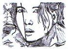 katniss everdeeen, the hunger games part 1