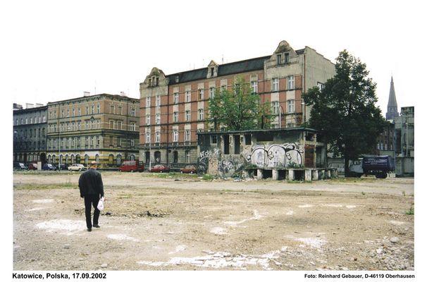 Katowice (Kattowitz), Oberschlesien, Polen, 2002