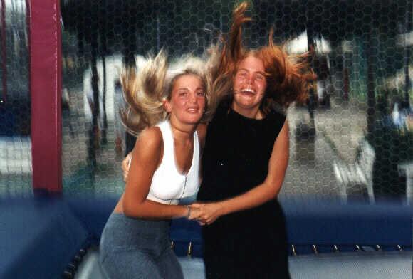 Katrin und Anja