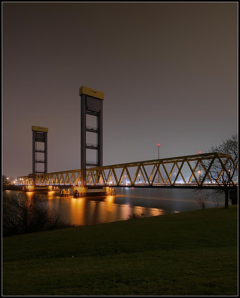 Kattwykbrücke #1
