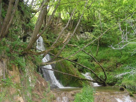 Katushnica waterfalls, Mt. Zlatibor, Serbia