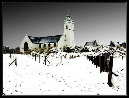 Katwijk / Zee - Oude Kerk