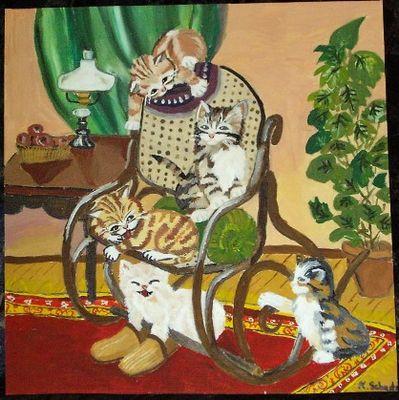 Katzenserie - Bild 3