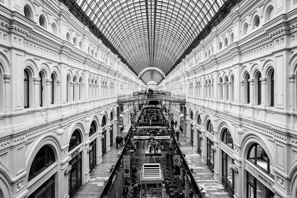 Kaufhaus GUM, Moskau