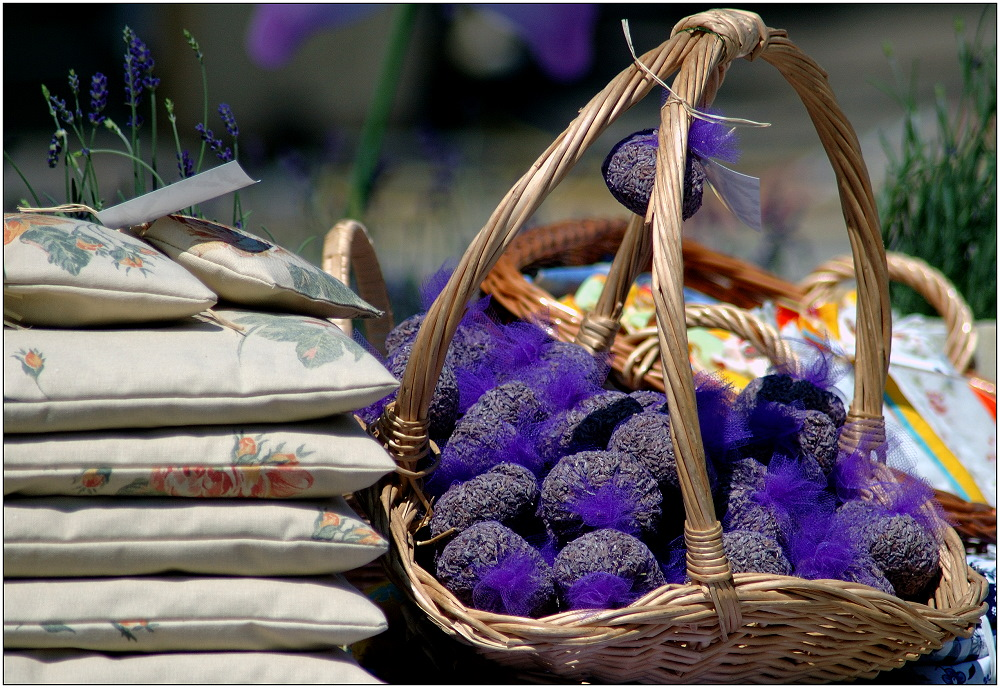 ... kaufts an Lavendel ...
