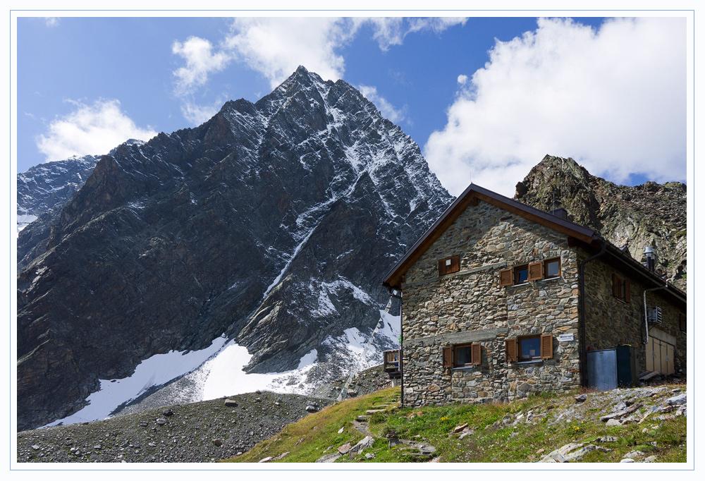 Kaunergrathütte und Wazespitze