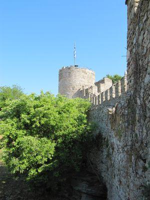 Kavala Festung
