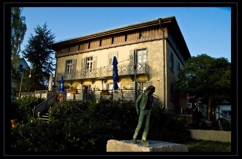 Kavaliershaus in Langenargen am Bodensee..