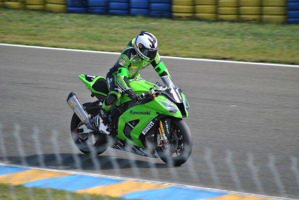 Kawasaki n°11 Vainqueur 2011