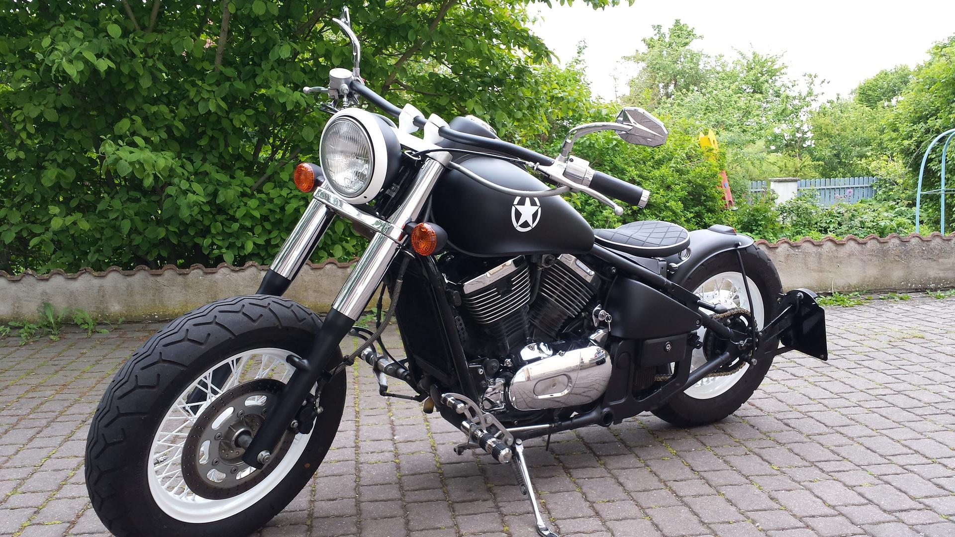 Kawasaki vn 800 Bobber