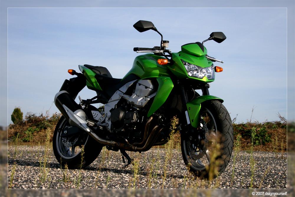 Kawasaki Z750 Baujahr 2007