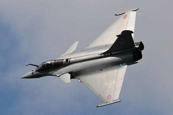 Kecskemét International Airshow 2010, Dassault Rafale