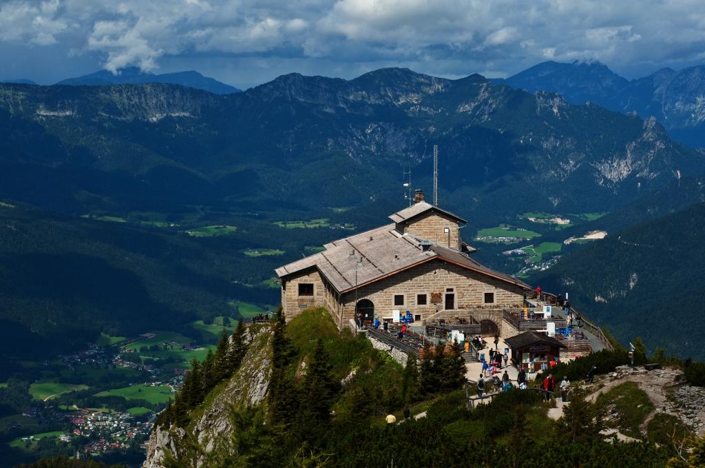 Kehlsteinhaus Berchtesgaden The Eagels Nest Foto & Bild