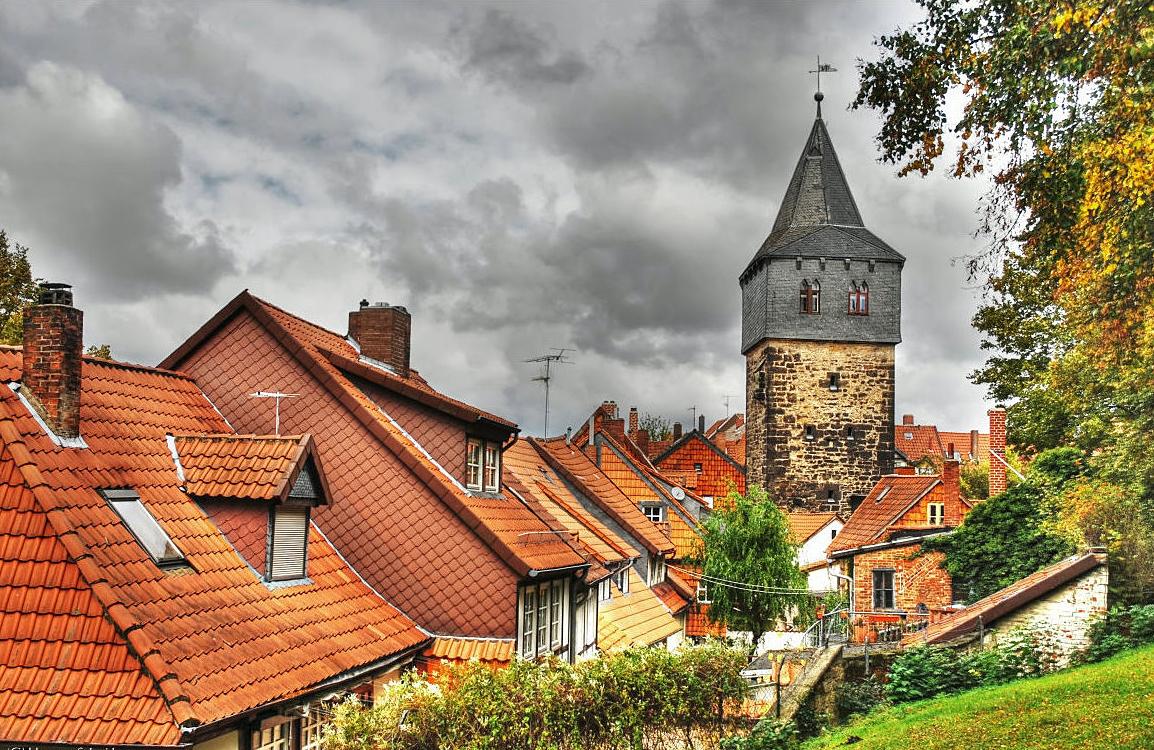 Kehrwieder-Turm * Hildesheim * Niedersachsen