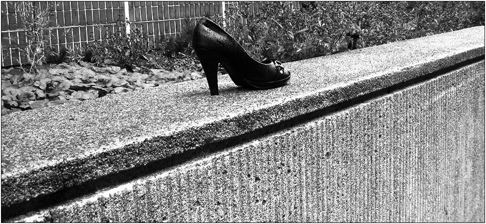 kein alter Schuh...