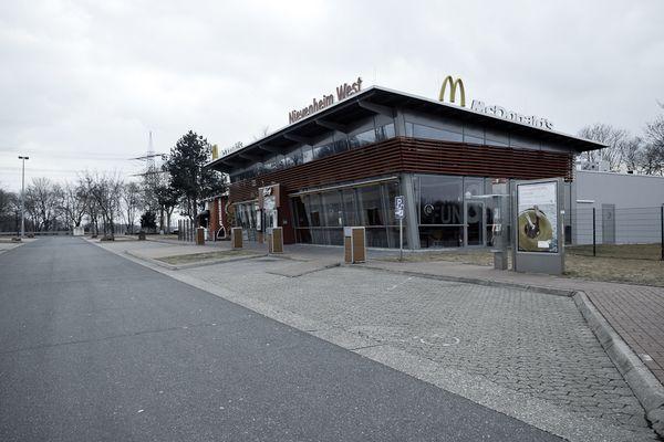 Kein BigMac mehr auf Nievenheim West