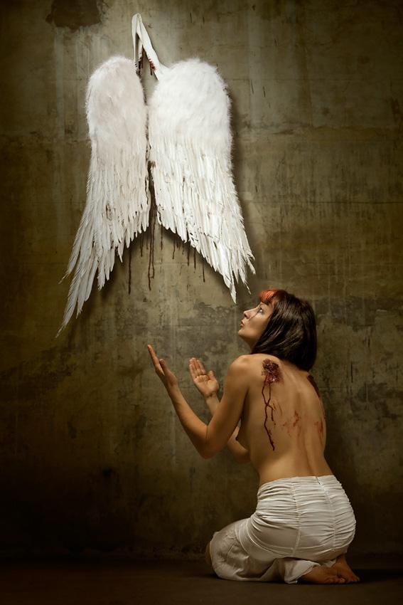 Kein Engel mehr....
