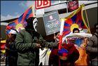 Kein Fackellauf duch Tibet !