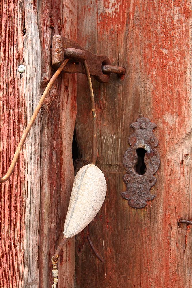 kein Schloß, kein Schlüssel