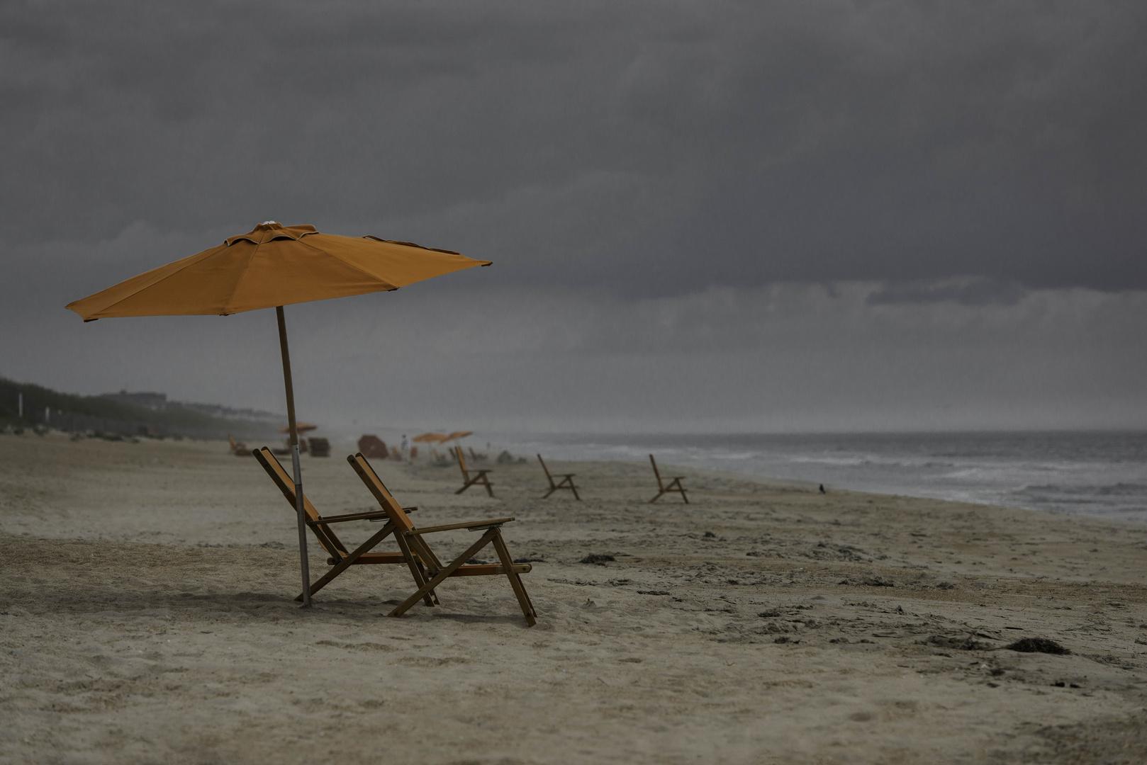 Kein Strandtag ...