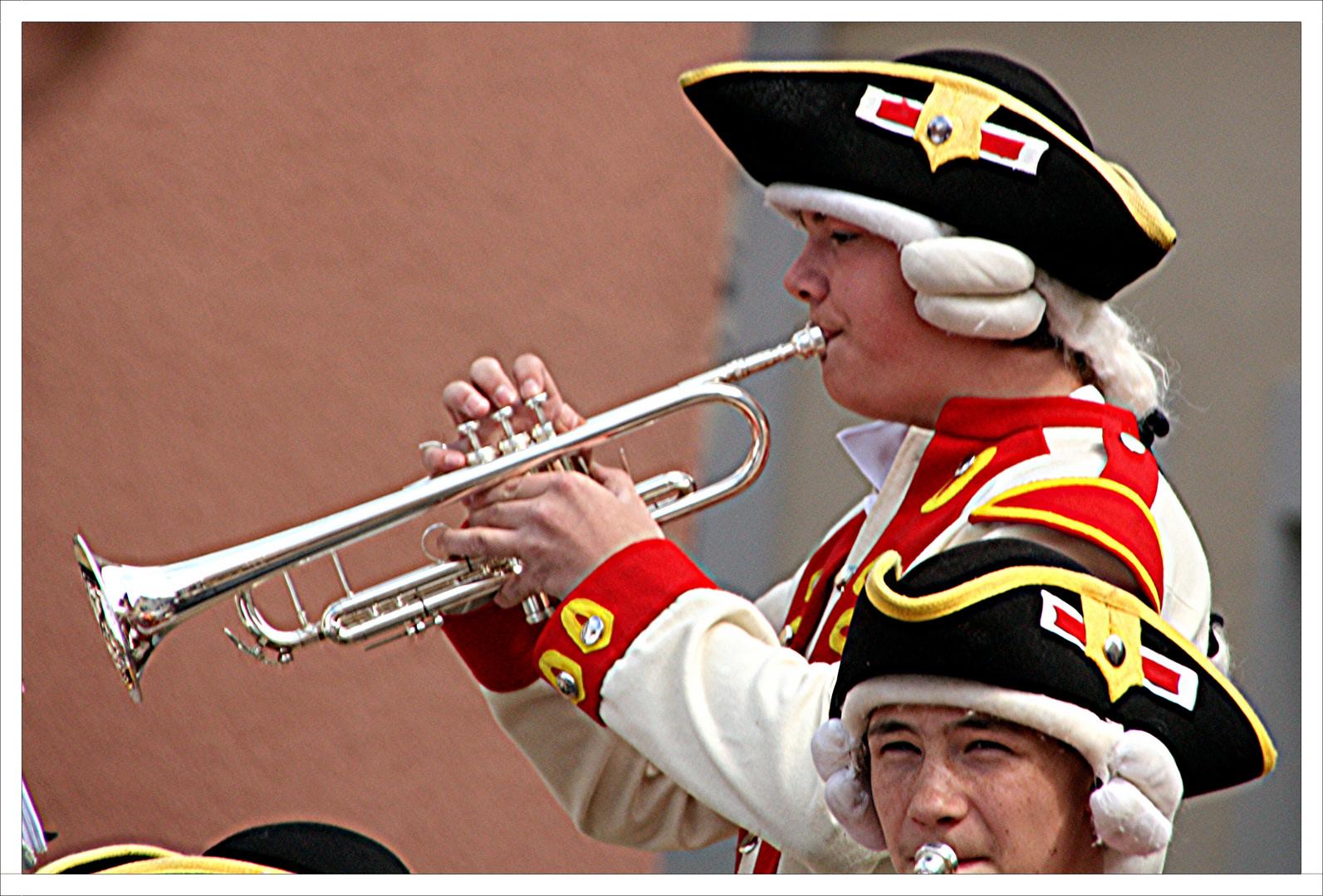 Kein Trompeter von Säckingen,