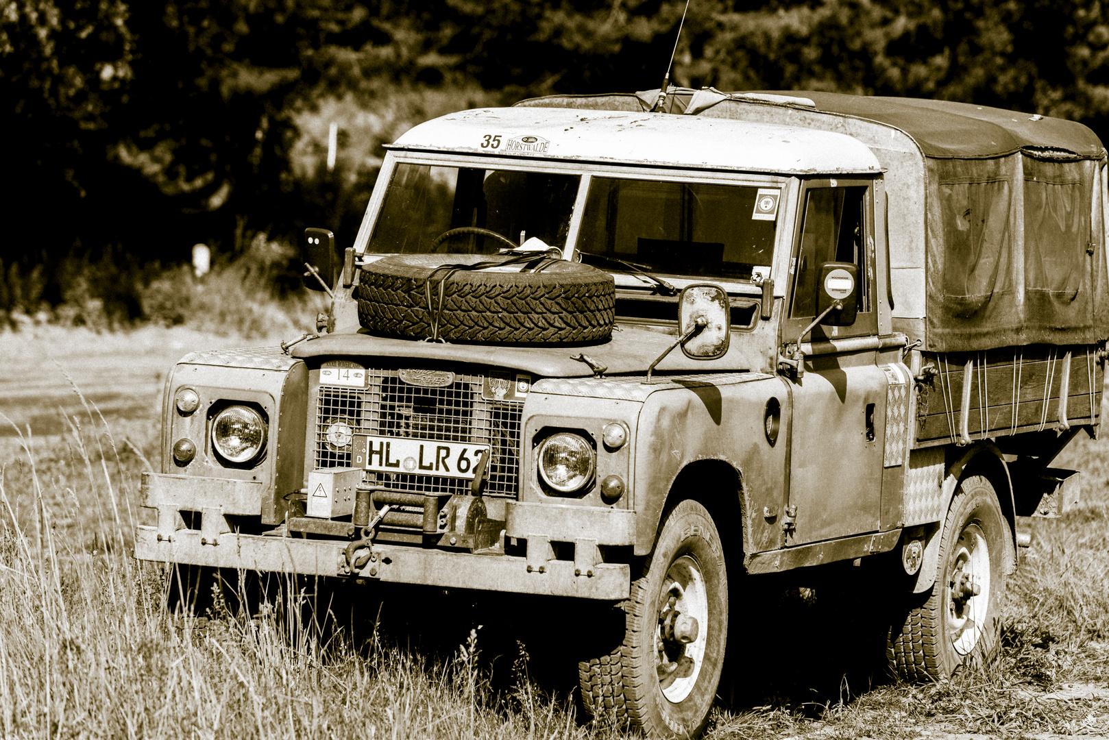 Kein verdammter Jeep!!!