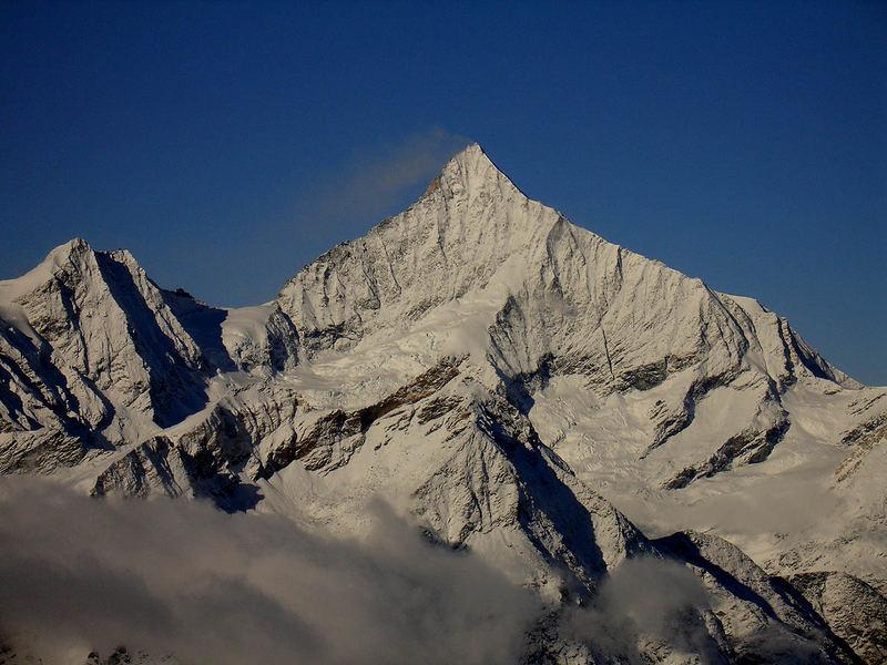 Keine Ahnung, wie dieser Berg heisst?