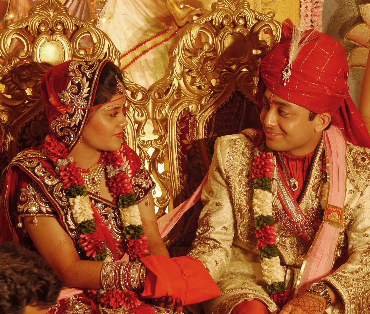 Keine arrangierte Hochzeit