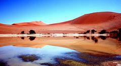 (K)eine Fata Morgana - Wasser in der Wüste