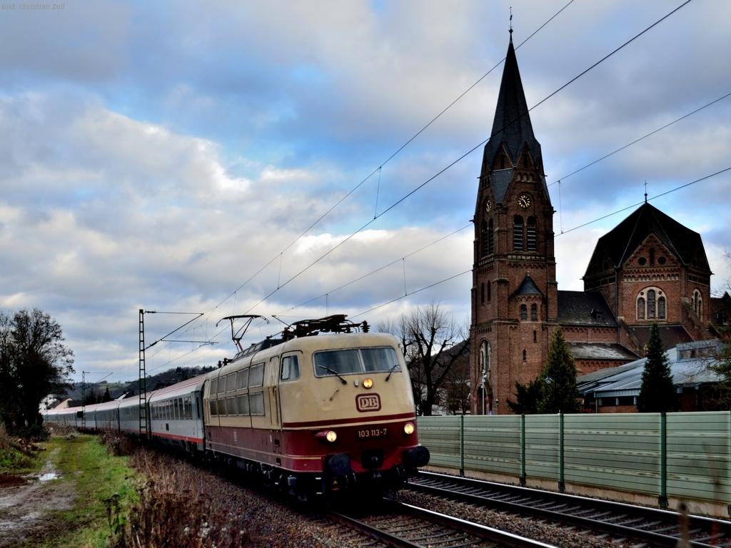 Keine Rheinromantik 2014