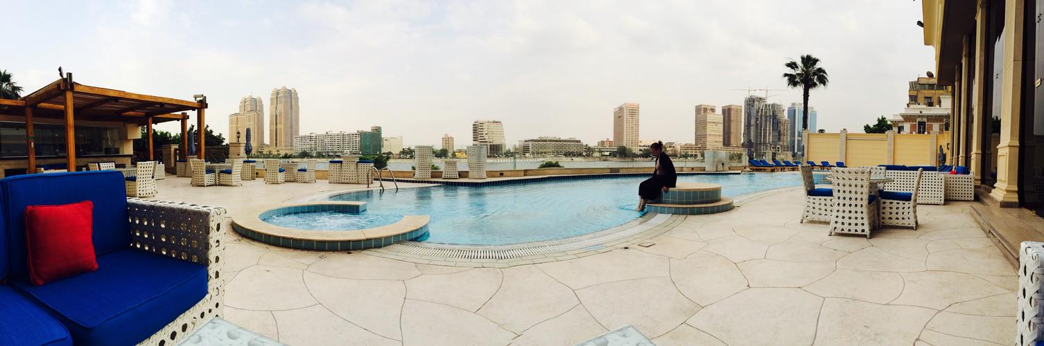 Keine Touris in Kairo