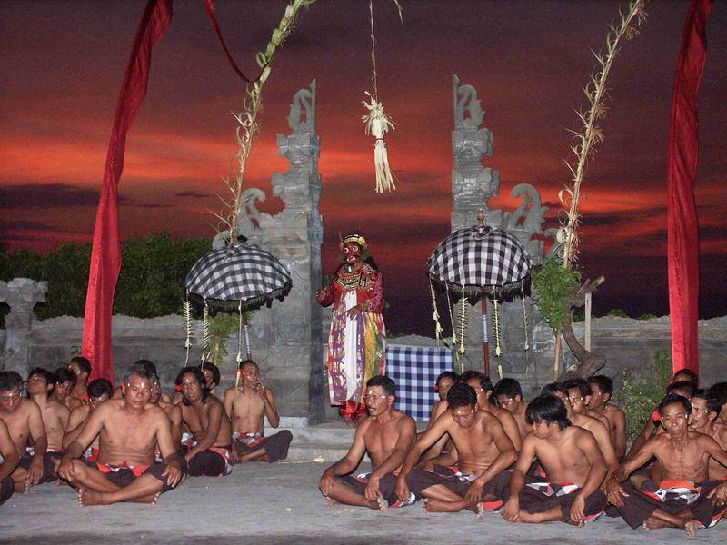 Kejak in Uluwatu/Bali (2)