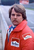 Kejo (Keke) Rosberg /Finnland F.1.W.M 1982 auf Williams-Ford mit 44.Punkten
