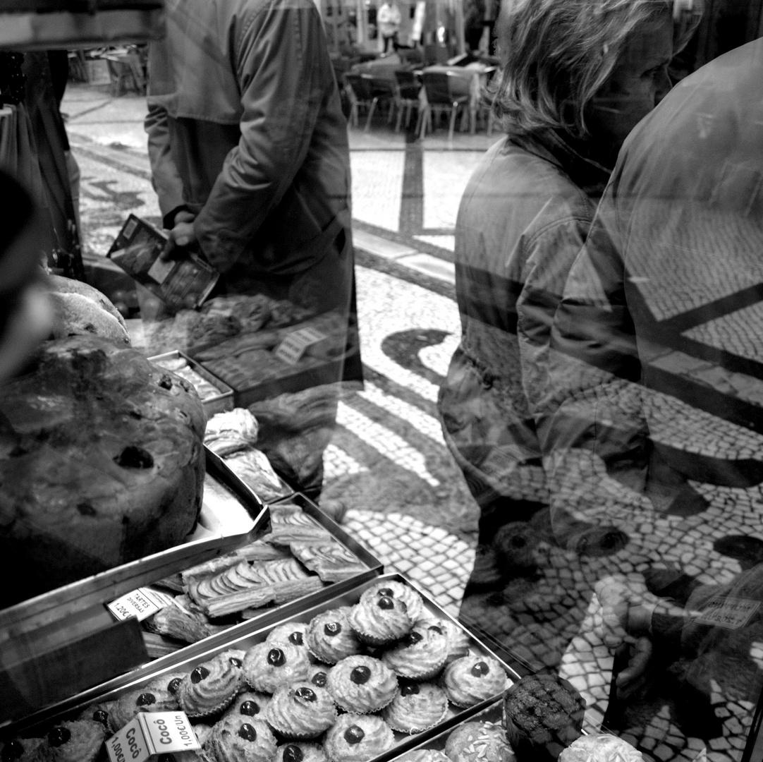Kekse in Lissabon