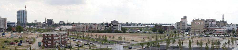 Kellogs und der neue Weser Tower Bremen