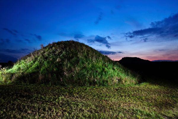 Kelten Grab, am Ipf Bopfingen