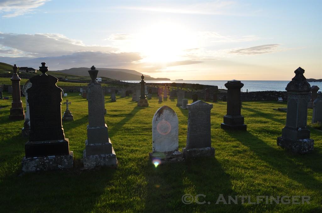 Keltic Gravestones
